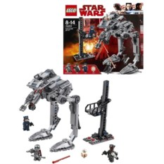 Конструктор Lego Star Wars Вездеход AT-ST Первого Ордена