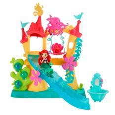 Кукольный домик Disney Princess Замок Ариель с водой
