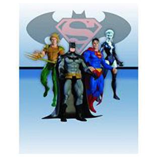 Набор фигурок Superman