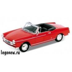Модель машины Welly 1:34-39 Peugeot 404
