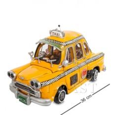 Статуэтка-машина BCAR-4 Taxi