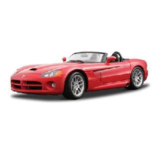 Сборная модель Dodge Viper