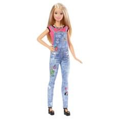 Кукла Mattel Barbie из серии Эмоджи