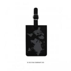 Багажная бирка «Чёрная карта»