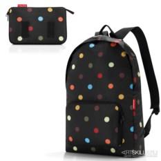 Cкладной рюкзак mini maxi dots