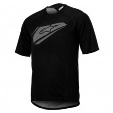 Футболка Alpinestars Pathfinder Cool Gray/Black