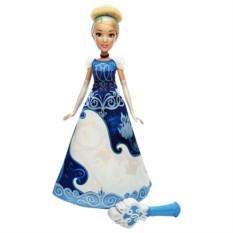 Кукла Hasbro Disney Princess Золушка в юбке с принтом