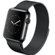 Apple Watch 42mm with Milanese Loop (цвет Space Black)
