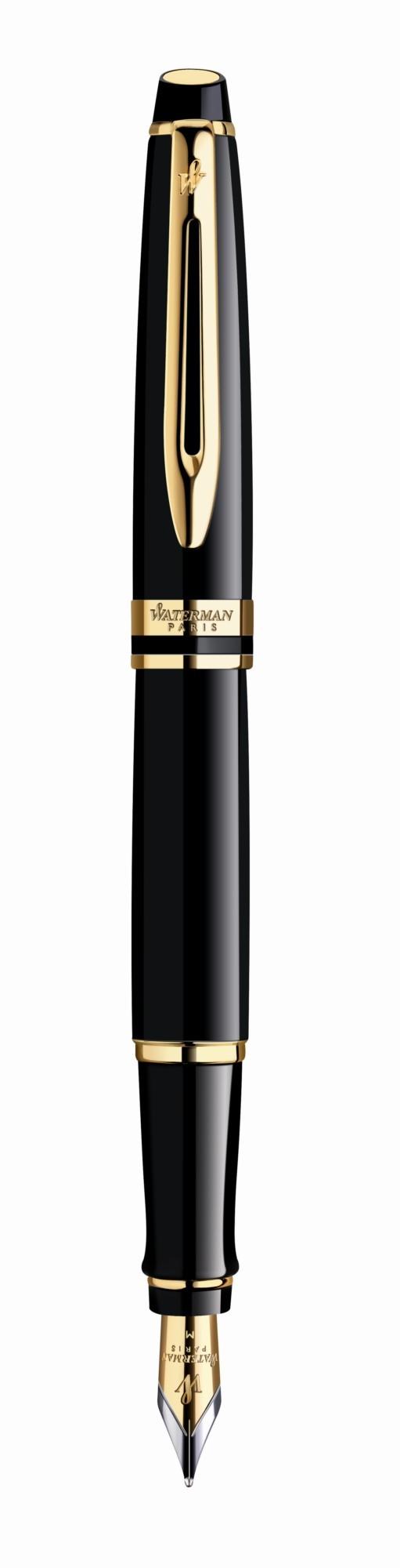 Перьевая ручка Waterman Expertс золотым пером
