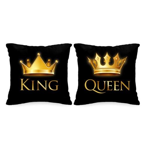 Парные подушки King и Queen