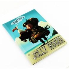 Обложка на паспорт Пиастры