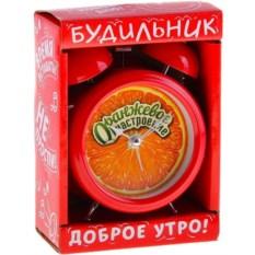 Будильник Оранжевое настроение