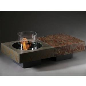 Камин Planika Slate Fire - 2