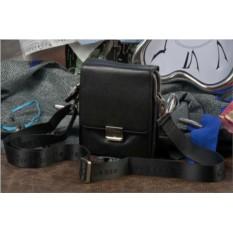 Кожаная сумка-планшет Неро