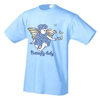 Футболка Butterfly-baby