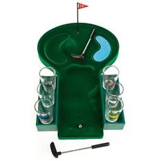 Настольная развлекательная игра Пьяный гольф