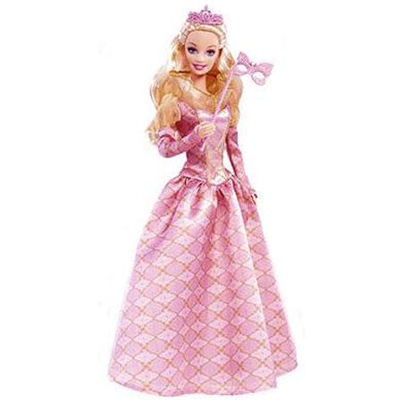 «Карнавал Принцесс» Барби Золушка