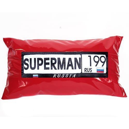 Подушка автомобильная Супермен