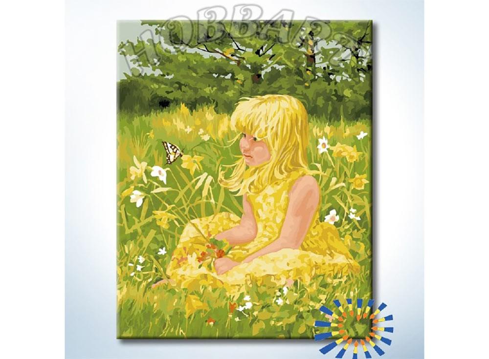 Картины по номерам «На поляне»