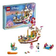 Конструктор Lego DisneyPrincess Королевский корабль Ариэль