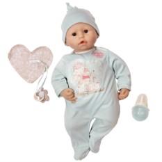 Кукла Baby Annabell Мальчик с мимикой от Zapf Creation