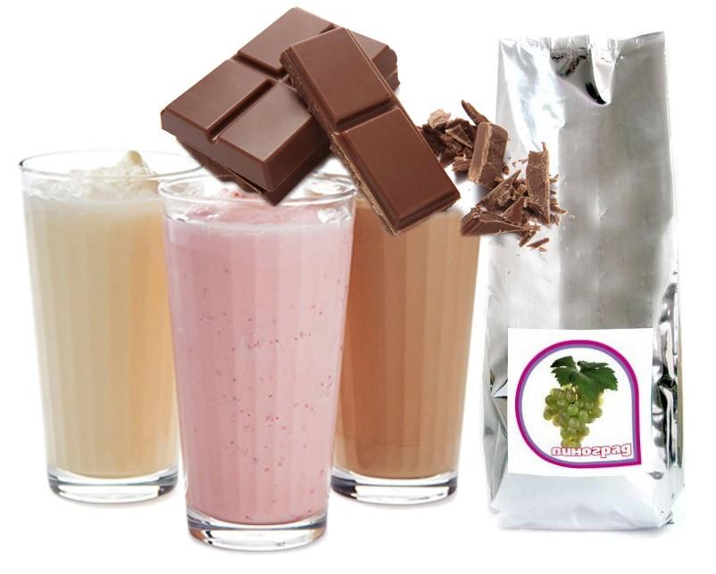 Шоколадная смесь для коктейлей «На Здоровье!»
