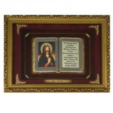 Православное панно Дева Мария