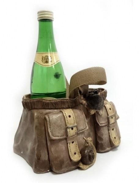 Подставка для бутылки Сумка