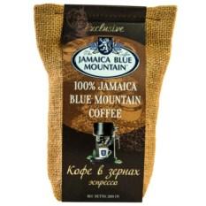 Кофе Ямайка Блю Маунтин, зерно, обжарка эспрессо (200 г)