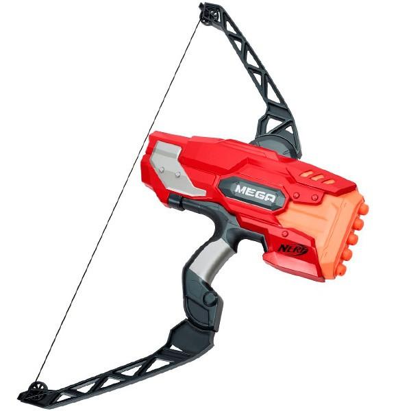 Игрушечное оружие Hasbro Nerf Бластер Мега Лук