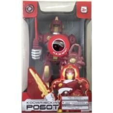 Пластмассовая игрушка Робот