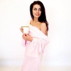 Плед с рукавами Sleepy, розовый