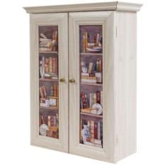 Декоративный настенный шкафчик Лавка букиниста