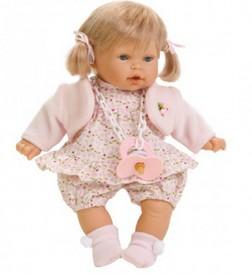 Кукла Сандра в розовом