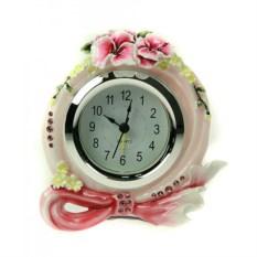 Часы Гибискус