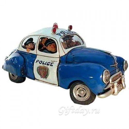 Статуэтка Полиция