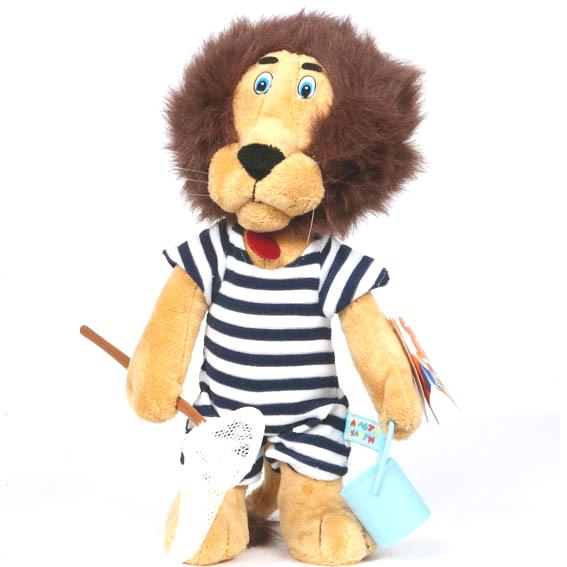 Игрушка «Лев с сачком»