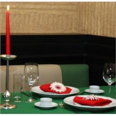 Сертификат на ужин для двоих (европейская кухня)