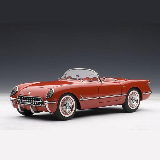 Модель Chevrolet Corvette 1954