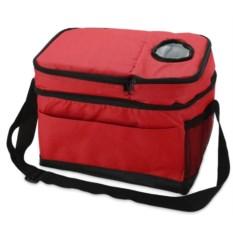 Красная сумка-холодильник на 15 литров Dulcet