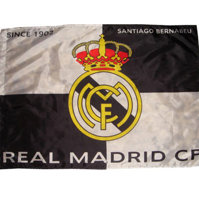 Флаг Real Madrid