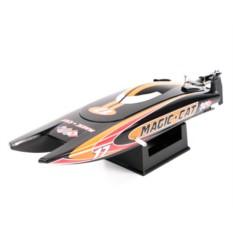 Радиоуправляемая модель катера Joysway Magic cat MK2