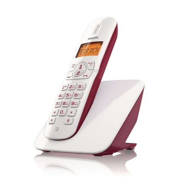 Беспроводной телефон Philips DECT CD1801R/51