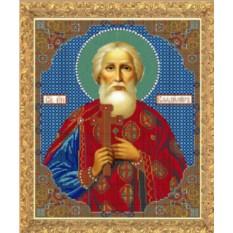 Набор для вышивания бисером Святой Владимир