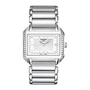 Женские наручные швейцарские часы Tissot