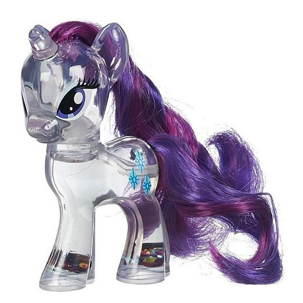 Игровой набор My Little Pony Рарити с блестками