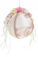 Елочное украшение Пастельный шар