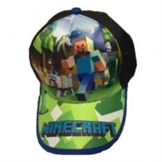 Бейсболка Minecraft Стив с киркой