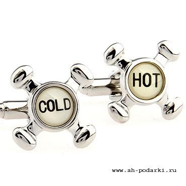 Запонки COLD-HOT