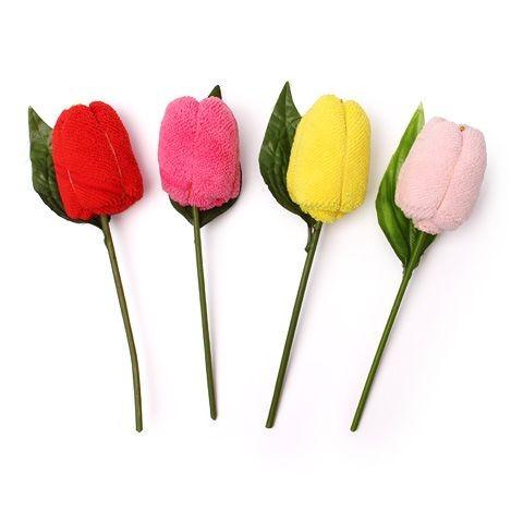Полотенце «Тюльпан»
